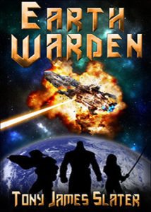 Earth Warden Cover