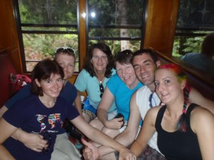 On Holiday in Cairns