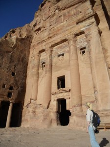 Royal Tomb Petra