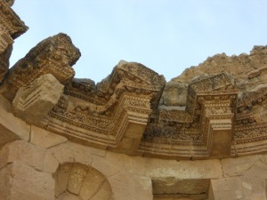 Jerash Carving