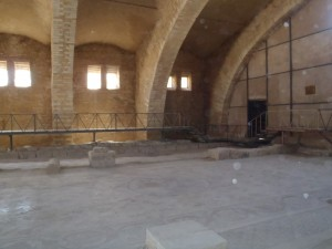 Tile Floor in Madaba