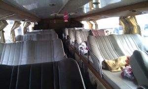 Cambodia Sleeper Bus