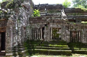 Champasak-temple