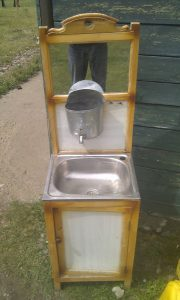 Fake sink