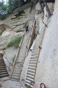 Hua-Shan-Tony-halfway-up-stairs