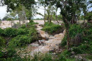 Islands-brown-waterfall