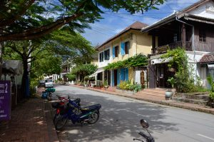 Luang-street