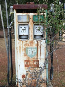 Donnelly River Petrol Pump